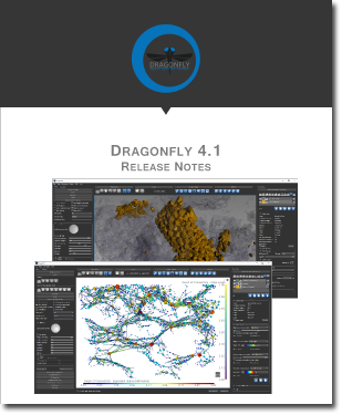 Dragonfly Release Notes Version 4.1